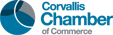 Corvallis Chamber of Commerce logo